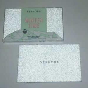 Sephora Limited Edition Winter Time Palette NWT